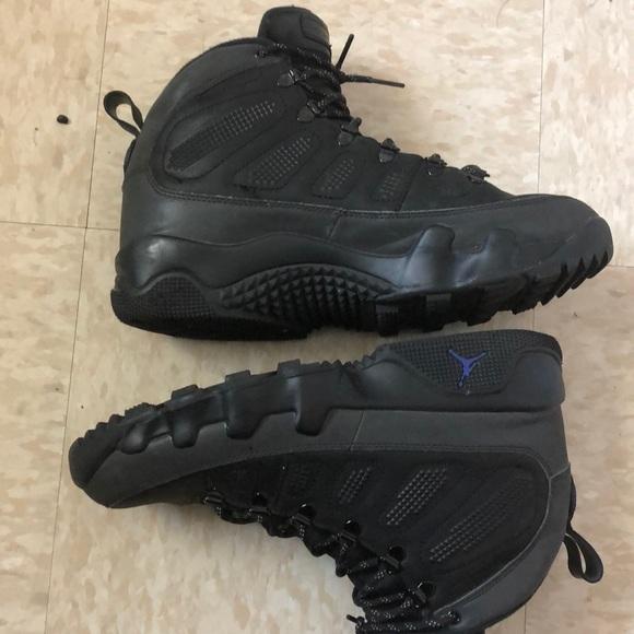 best sneakers f1eef d4588 Jordan 9 retro NRG Boots